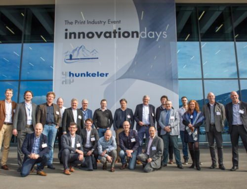 Hunkeler Innovation Days: February 2017